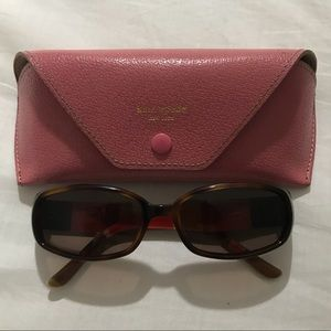 Kate Spade 125 Sunglasses With Case